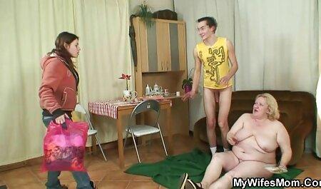 Người thuê nhà bằng chủ sở hữu của trẻ và xem phim sec me va con trai hút Bu lông trong khi bạn trai của mình đã biến mất